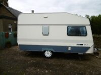 3 Berth Caravan for sale in excellent condition. Very clean as we are non smokers.