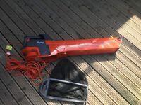 Flymo Garden Vac Leaf Blower