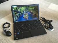 Toshiba C850D laptop