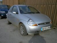 Ford KA Silver, Manual gearbox. Good reliable car , drives well. Looks decent MOT'd.