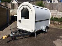CaterPod catering trailer