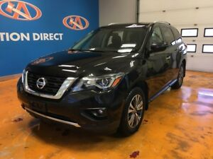 2017 Nissan Pathfinder SV AWD/ 7 PASS/ BACK-UP CAM!  FINANCE...