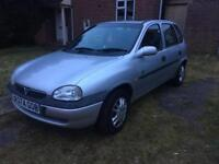 VAUXHALL CORSA 1.4 BREEZE AUTOMATIC VERY LOW MILES