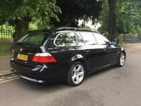 2008 BMW 520d Se Touring Estate LCI Stunning Condition Full Service History Long MOT