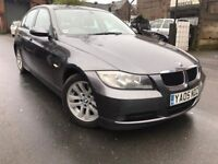 05 plate - BMW - 320D - 11 months mot - 3 former keeprs - strong service history with stamps