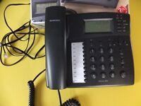 silvercrest comfort telephone in original box