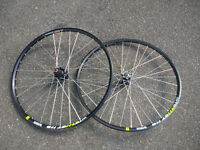 WTB ST i19 TCS 27.5 front & rear Rims - Mountain bike wheels