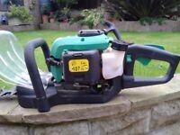 Petrol hedge trimmer for sale