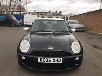 2005 mini cooper,1.6 petrol,Manual, F.S.HISTRY,recently serviced,1 year Mot