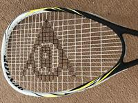 Brand New Dunlop Graphite Squash Racket