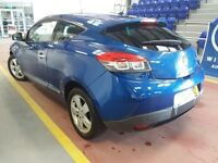 Renault Megane Dynamique Tomtom - Auction Vehicle