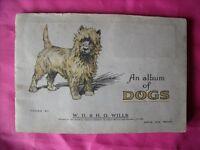 cigarette cards [dogs]