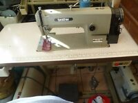 BROTHER Industrial lockstitch/Flatbed sewing machine
