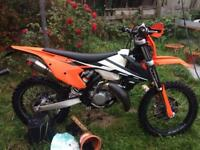 Ktm 125 xcw / exc open to offers REDUCED!!!
