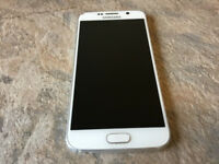 Samsung Galaxy S6 unlocked very good condition fully working order