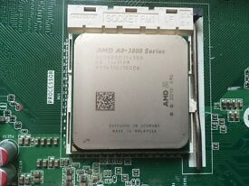 Motherboard + CPU + 6GB RAM + Cooler BUNDLE