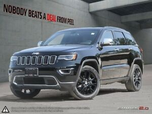 2018 Jeep Grand Cherokee Limited Luxury DARK EDITION*Pano Roof*E