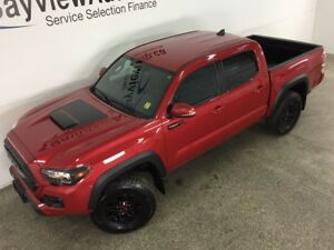 2017 Toyota Tacoma TRD Off Road - BARCELONA RED METALLIC! RIG...