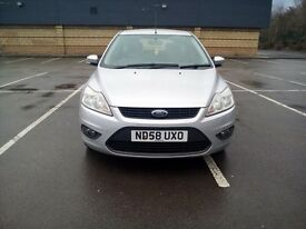 2009 Ford Focus 1.8 Tdci Long Mot Genuine Mileage Nice Clean And Tidy Car Hpi Clear Cheap To Run