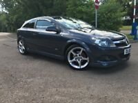 Vauxhall Astra 2010 1.8 Petrol 3 Door SRI Exterior Pack Body Kit 1 Year MOT 61,000miles Manual Blue