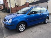 VW Polo. 1.9 2005 Sdi, 3 door, cheap & reliable car. No issues.
