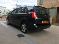 2012│Peugeot 5008 1.6 e-HDi FAP Active EGC 5dr│Hpi Clear│Full Service History│2 Former Keepers