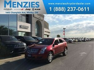 2012 Cadillac SRX Luxury AWD, Pan Roof, Bluetooth, Backup Cam