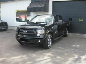 2013 Ford F-150 FX4 SUPERCREW ECOBOOST 4x4