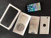 iPhone 7 32GB BLK/BLK ( ASSISTIVE TOUCH HOME-BUTTON ) ( UNLOCKED) BOXED only £185