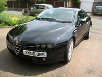 Alfa Romeo Brera JTDM 9 months MOT. New trailing arm. Recent front suspension arms and bushes.