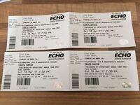 4 x Craig David Concert tickets