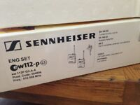 Senheiser ew 112-p G3 - professional wireless sound recording kit