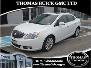 2013 Buick Verano 1SD - SUNROOF, REAR CAMERA, REMOTE START!
