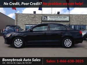 2014 Volkswagen Jetta Trendline+ w bluetooth heated seats