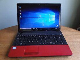 i3 Packard bell Laptop Computer