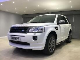 LAND ROVER FREELANDER 2.2 SD4 SPORT LE 5d AUTO 190 BHP FREE DELIVERY TO (white) 2011