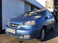 Chevrolet Tacuma 2.0 CDX 5dr ONLY 61128 GENUINE MILES