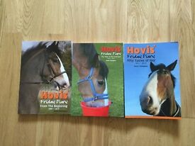 Set of 3 Hovis Horse Books