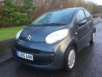 CITROEN C1 , 1.0 , 5 DOOR , £20 ROAD TAX , GENUINE LOW MILES , 1 YEAR MOT , IDEAL