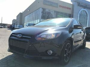 2014 Ford Focus 1 Owner Ford Focus - Only 17383 kms - Navigation