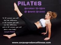 PILATES***Mixed Ability Session***New Class (Leith & Edinburgh West End)