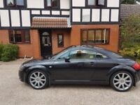 Audi TT (Great condition Only 2 owners)