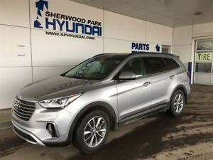 2017 Hyundai Santa Fe XL | 7 Passenger AWD | Heated Seats & Whee