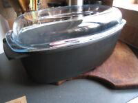 Professional Quality Large Casserole/Roasting Pan.