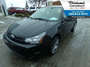2011 Ford Focus SES   LEATHER   SUNROOF
