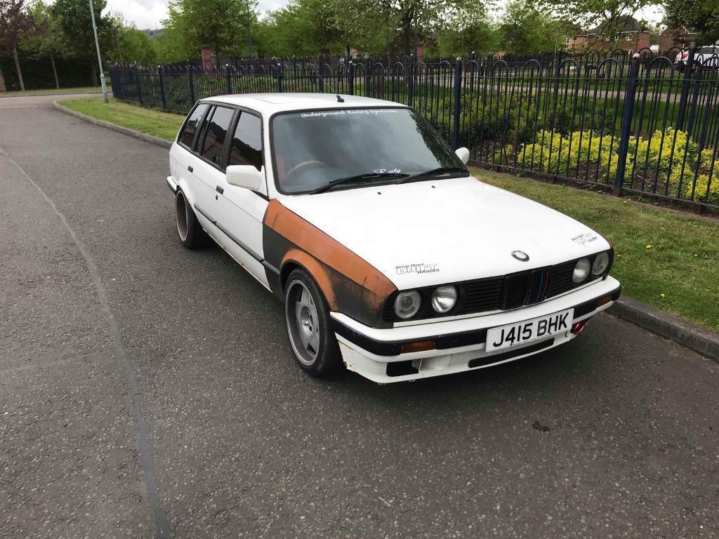 BMW e30 2 8 m52b28   in Muirhouse, Edinburgh   Gumtree