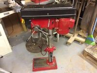 Sealey Pillar Drill