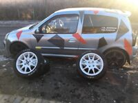 ** CLIO 172 RALLY CAR** highly modified road registered TRACK CAR/SPRINTS * 1 YEARS MOT*