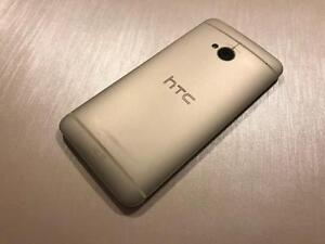 HTC ONE M7 32GB Silver - UNLOCKED - READY TO GO - Guaranteed Activation + No Blacklist