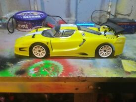Ansmann Drift RC Car